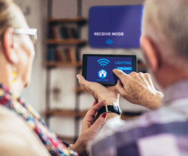 Smart Home For Seniors