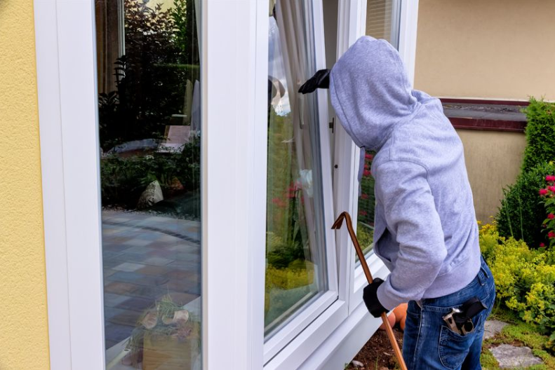 Your House is Being Targeted by Burglars